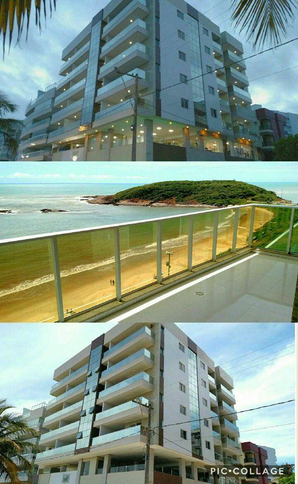 Edifício Residencial Alair M. Rodrigues 4 dormitórios Praia de Peracanga Nova Guarapari ES