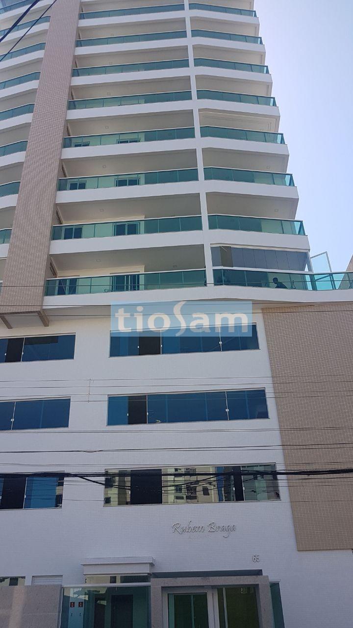 Edifício Rubem Braga Residence Apartamento 2 quartos Praia do Morro Guarapari ES