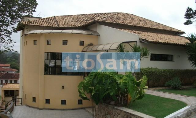 Casa com oito suítes vista para o mar condomínio fechado Aldeia da Praia Guarapari
