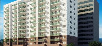 Edifício Port Soleil Residence dois quartos no Centro de Guarapari ES