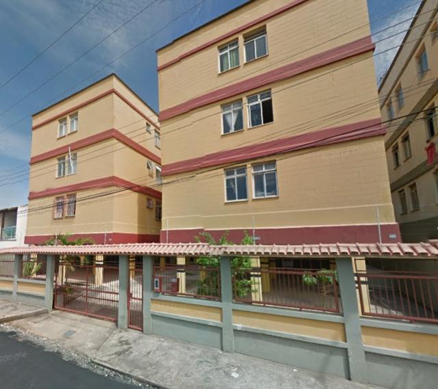 Edifício California Apartamento dois quartos  na Praia do Morro