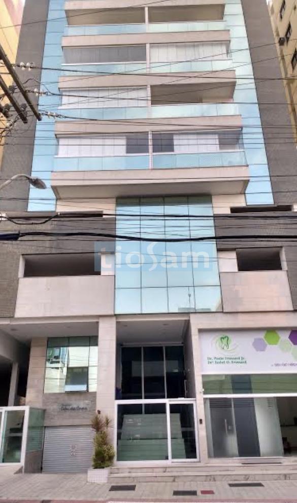 Apartamento três dormitórios  Edifício Solar das Margaridas centro de Guarapari ES