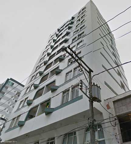 Apartamento dois quartos centro da cidade