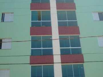 Apartamento dois quartos prédio com elevador na 6 rua do mar Praia do Morro Guarapari