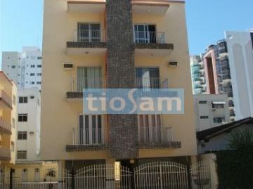 Edifício Dom Chris Apartamento dois quartos mais DCE reversível Praia do Morro Guarapari ES