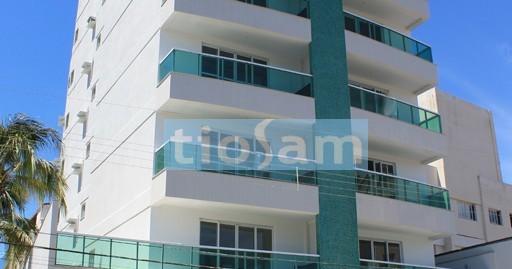 Edifício Leonardo Meira dois quartos Praia do Morro