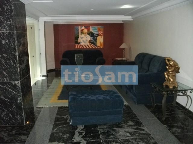 Apartamento três dormitórios mais DCE Praia do Morro Guarapari