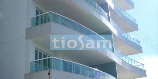 Edifício Lauro Lemos apartamento 3 quartos frente mar  Praia da Bacutia Guarapari