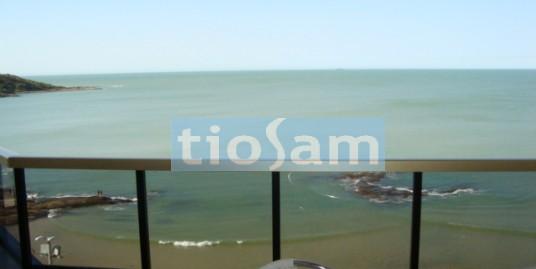 Apartamento três quartos de frente para o mar Praia do Morro Guarapari ES