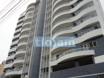 Apartamento dois quartos prédio com lazer Edifício Athenas  Prainha Guarapari