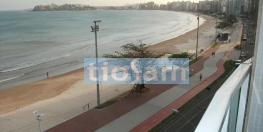 Apartamento 3 quartos frente para o mar Praia do Morro Guarapari