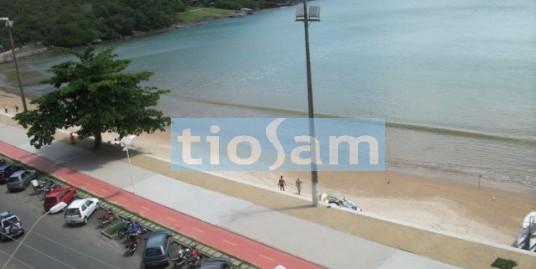 Apartamento de frente para o mar 3 quartos Praia do Morro
