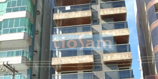 Edifício Canto Nobre Apartamento dois dormitórios mais um reversível Praia do Morro Guarapari
