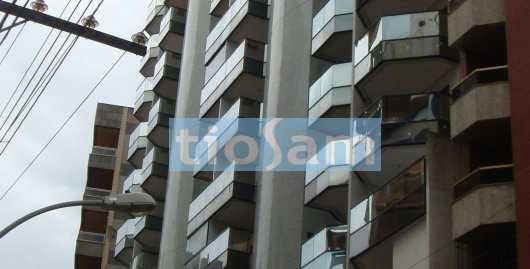 Ed. Villa Residence dois quartos no centro de Guarapari ES