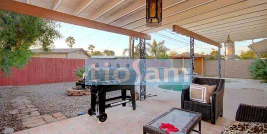 Casa com 3 dormitórios em Scottsdale Arizona EUA