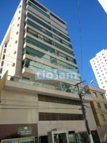 Ed. Graal Apartamento 2 quartos na quadra da praia do Morro Guarapari ES