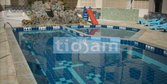 Apartamento 2 quartos + 1 reversível Praia do Morro Guarapari ES