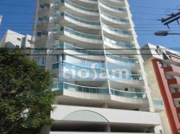 Ed. Carlos de Paula 3 dormitórios no centro de Guarapari ES