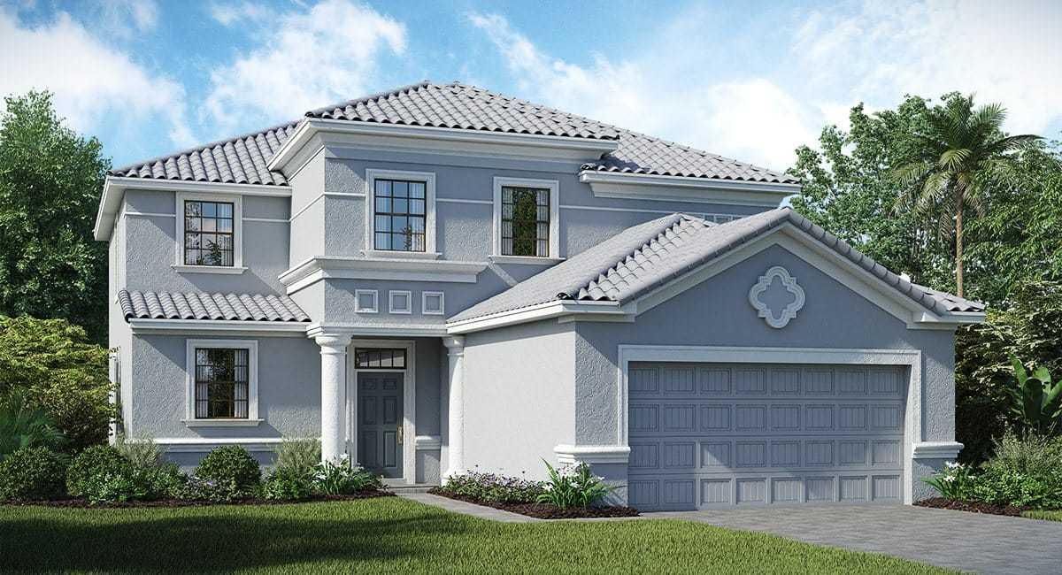 Casa com 5 dormitórios em condomínio fechado ChampionsGate em Orlando na Flórida EUA