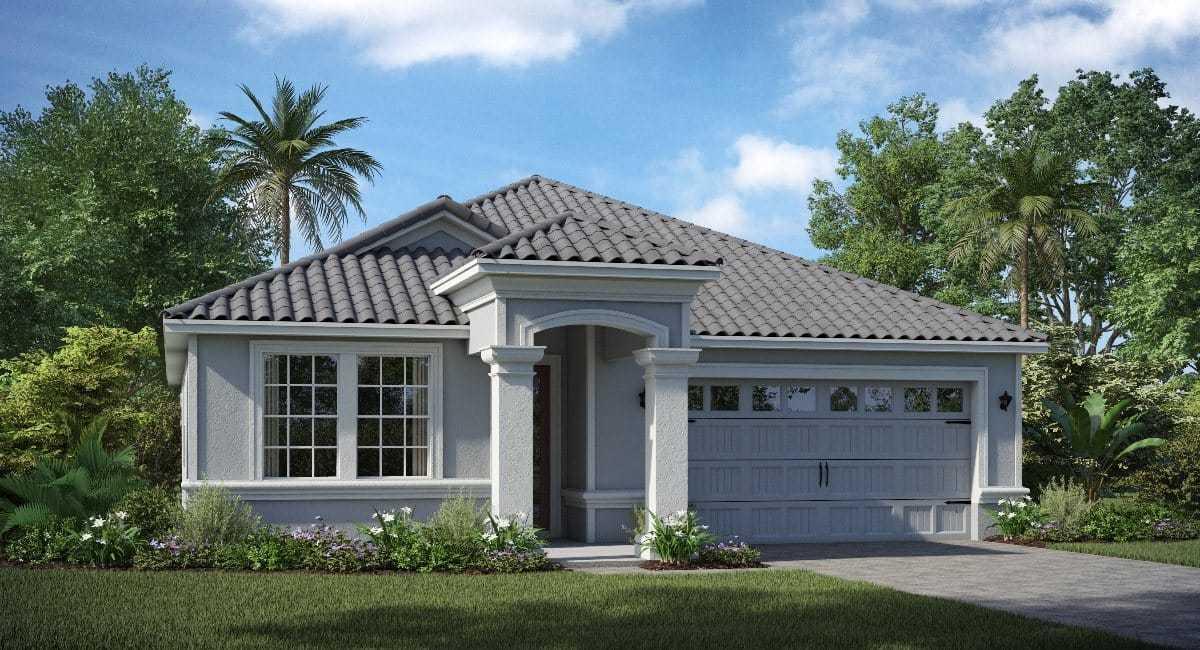 Casa com três dormitórios no Country Club II ChampionsGate em Orlando Flórida USA