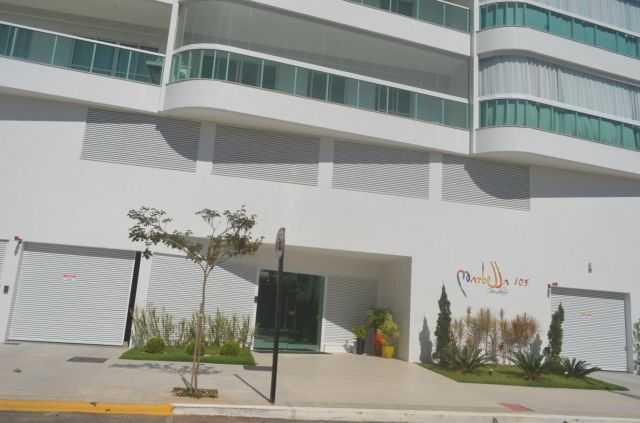 Ed. Marbella apartamento novo dois dormitórios na Praia de Peracanga Nova Guarapari ES