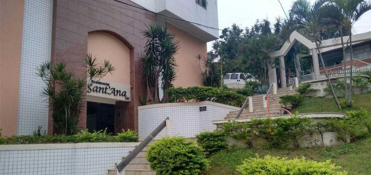 Edifício Residencial Sant'Ana Apartamento 2 quartos centro de Guarapari
