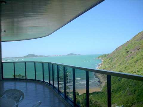 Apartamento 4 quartos varandão Praia do Morro e Praia da Cerca em Guarapari ES