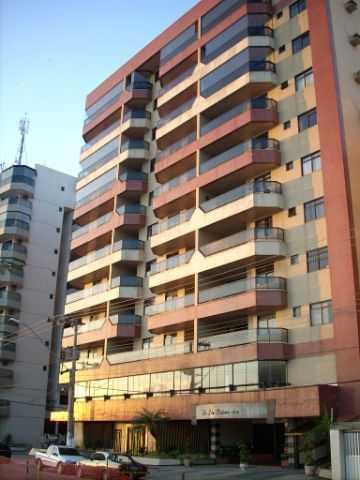 Edifício Las Brisas  Apartamento 3 quartos mais DCE lateral na Praia do Morro Guarapari ES