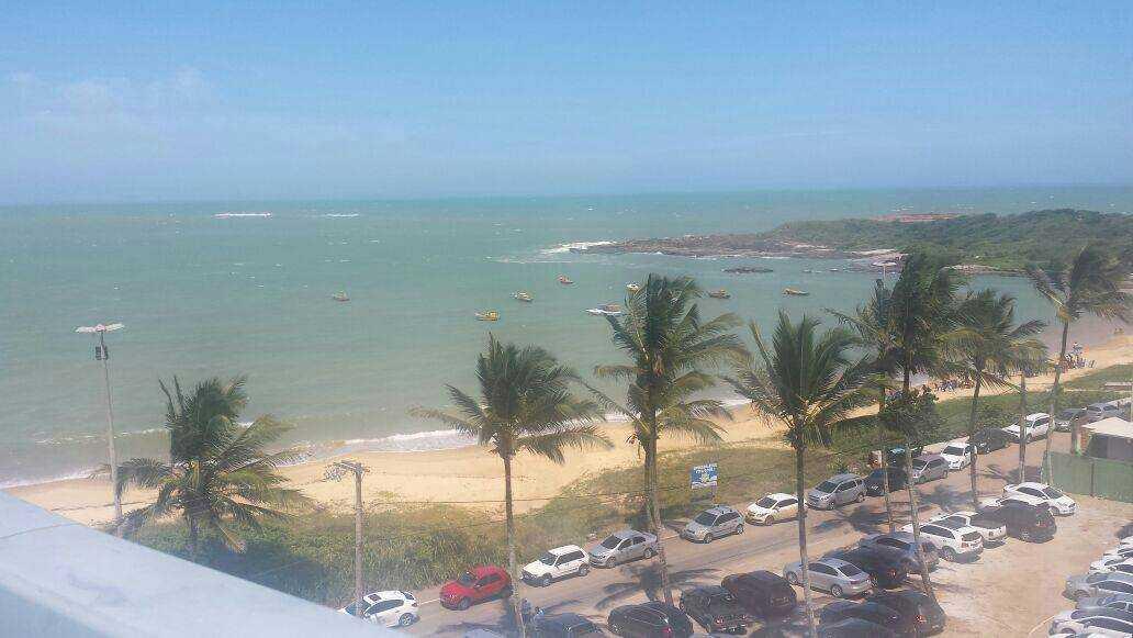 Edifício Aguas Azuis cobertura 3 suítes Praia de Peracanga com Guaiabura Nova Guarapari ES