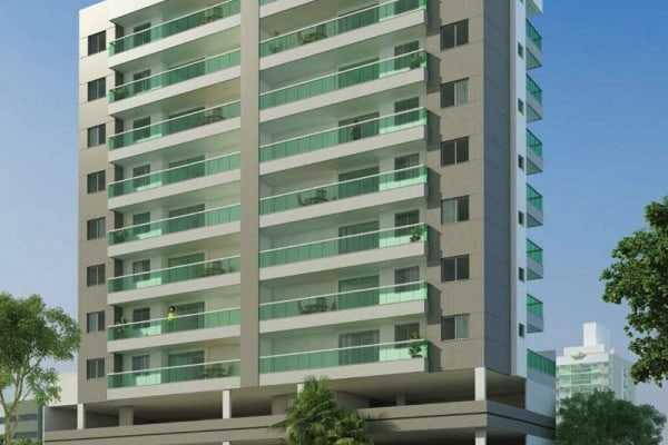 Edifício Residencial Vitalli 3 quartos mobiliado Guarapari ES