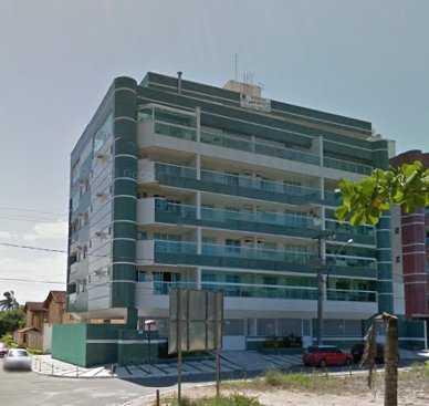 Edifício Portal da Enseada apartamento dois quartos frente rua Praia da Bacutia Nova Guarapari ES