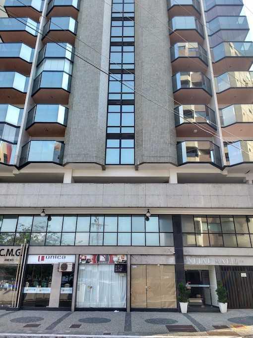 Apartamento 2 quartos + 1 quarto reversível Centro de Guarapari