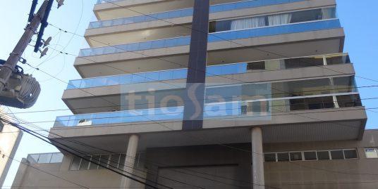 Edifício Gil Nogueira 2 quartos frente lazer Praia do Morro Guarapari ES