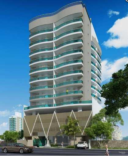 Apartamento 2 quartos edifício Fontana Di Trevi na Praia do Morro Guarapari