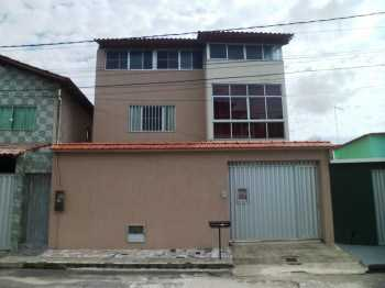 Casa triplex 4 dormitórios no bairro São Judas Tadeu em Guarapari ES