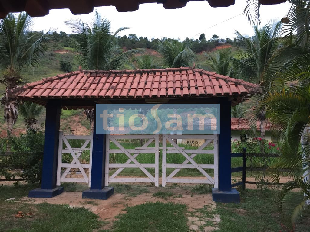 Fazenda Barra do Capim 50 alqueires 15 minutos de Aimores ES