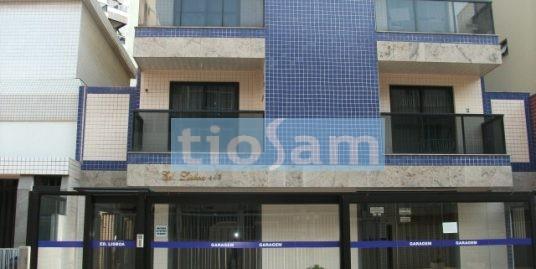 Edifício Lisboa Aluguel Temporada Apartamento 2 quartos na quadra do mar Praia do Morro Guarapari ES