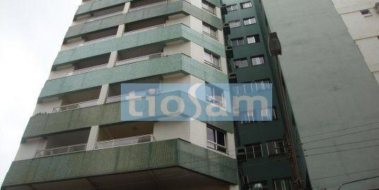 Edifício Bonanza apartamento lateral 1 dormitório no centro de Guarapari ES