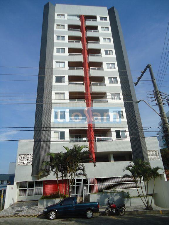 Edifício Amadeus 2 quartos andar alto Centro de Guarapari ES