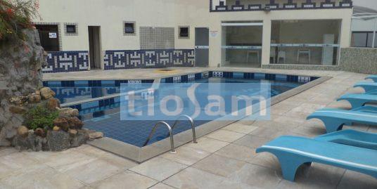 Edifício South Beach apartamento mobiliado 2 quartos Praia do Morro Guarapari ES