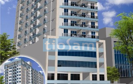 Edifício Guto Gotardo 1 andar 2 quartos no centro de Guarapari ES