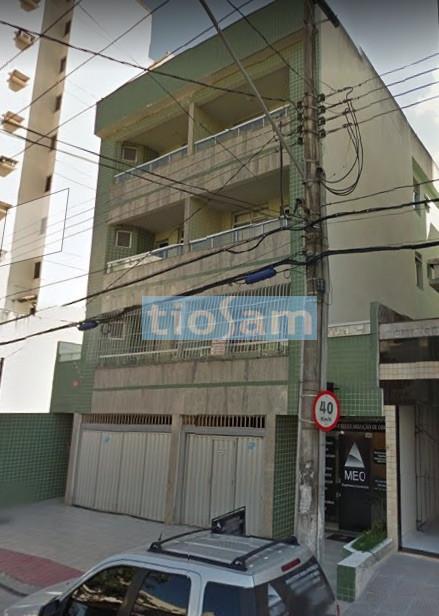 Edifício Geraldo Halaias 3 quartos mobiliado quadra do mar Praia do Morro Guarapari ES