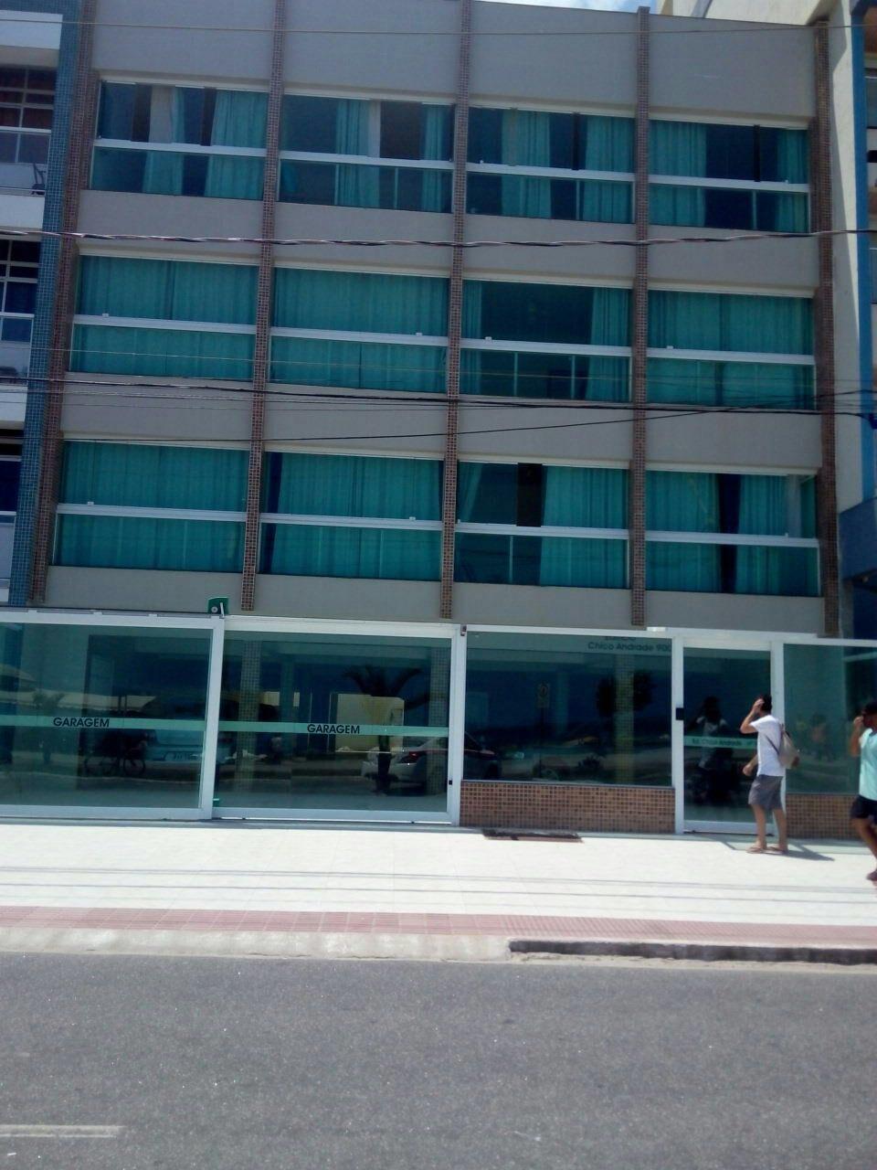 Edifício Chico Andrade apartamento 2 quartos Praia do Morro Guarapari  ES