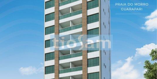 Lançamento Edifício Agatha 2 dormitórios Praia do Morro Guarapari ES