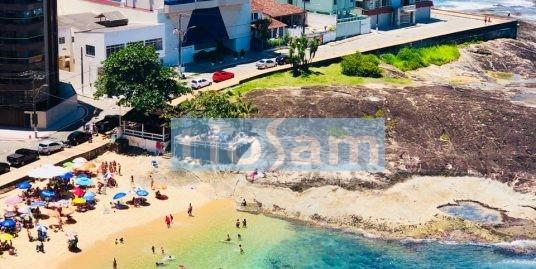 Edifício Marlin cobertura duplex com 4 quartos mobiliada frente na Praia dos Namorados Guarapari ES