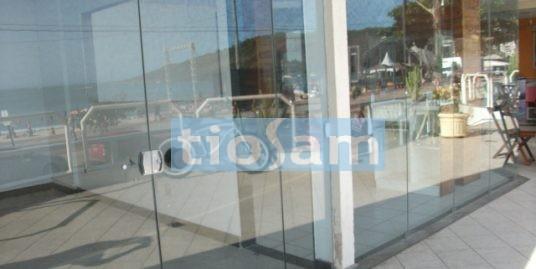 Loja no Edifício Alef frente para o mar Praia do Morro Guarapari ES