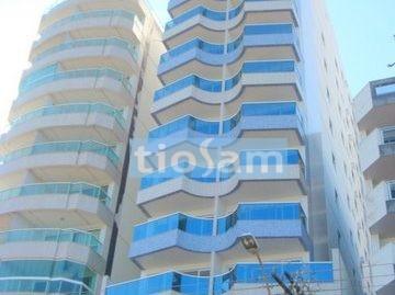 Edifício Ordones Pena apartamento frente mar mobiliado 3 dormitórios à venda na Praia do Morro em Guarapari