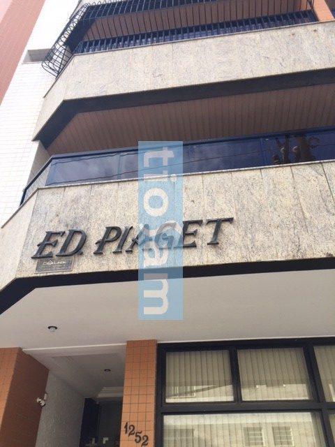 Edifício Piaget 3 quartos mobiliado Praia do Morro Guarapari ES