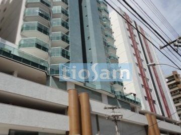 Edifício Shopping Beira Mar apartamento 3 quartos quadra do mar Praia do Morro Guarapari ES