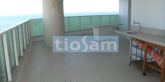 Edifício Helio Rosa apartamento 3 quartos frente para o mar Praia do Morro Guarapari ES